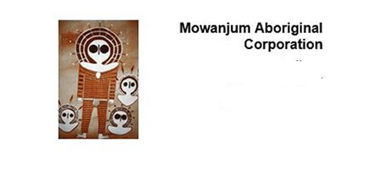 Mowanjum Aboriginal Corporation Logo